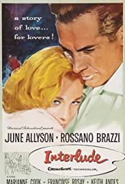 Interlude(1957) Poster - Movie Forum, Cast, Reviews