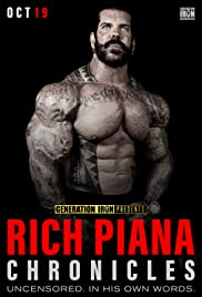 Rich Piana Chronicles Poster