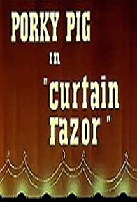 Primary photo for Curtain Razor