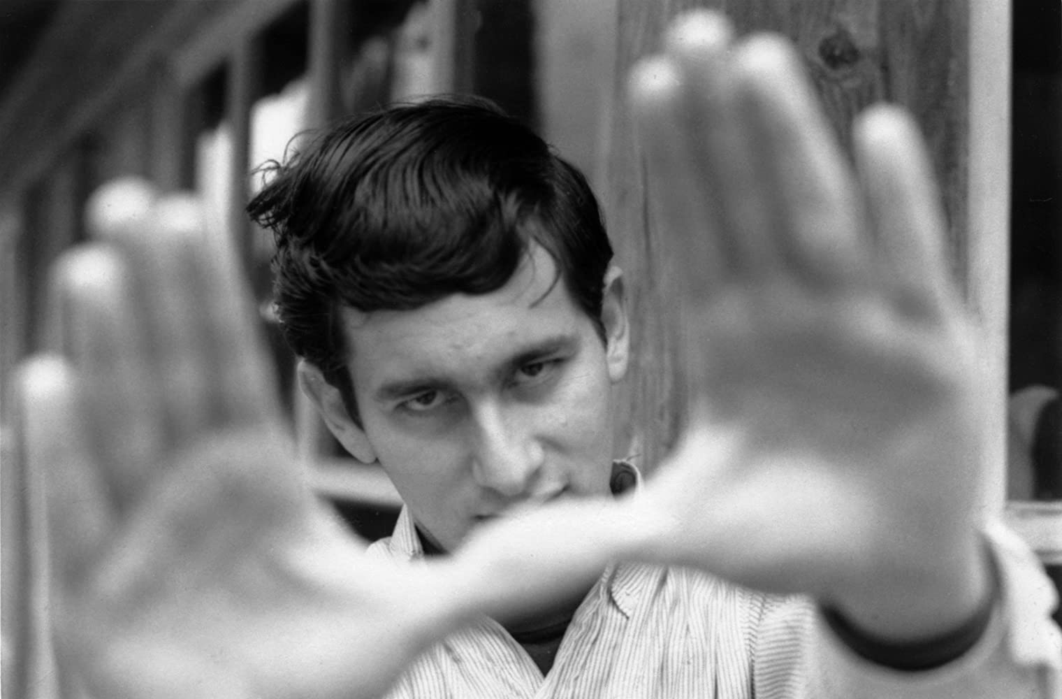 Steven Spielberg in Duel 1971