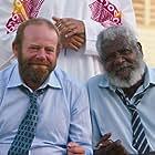 Huw Higginson and Bernard Tipiloura in Top End Wedding (2019)