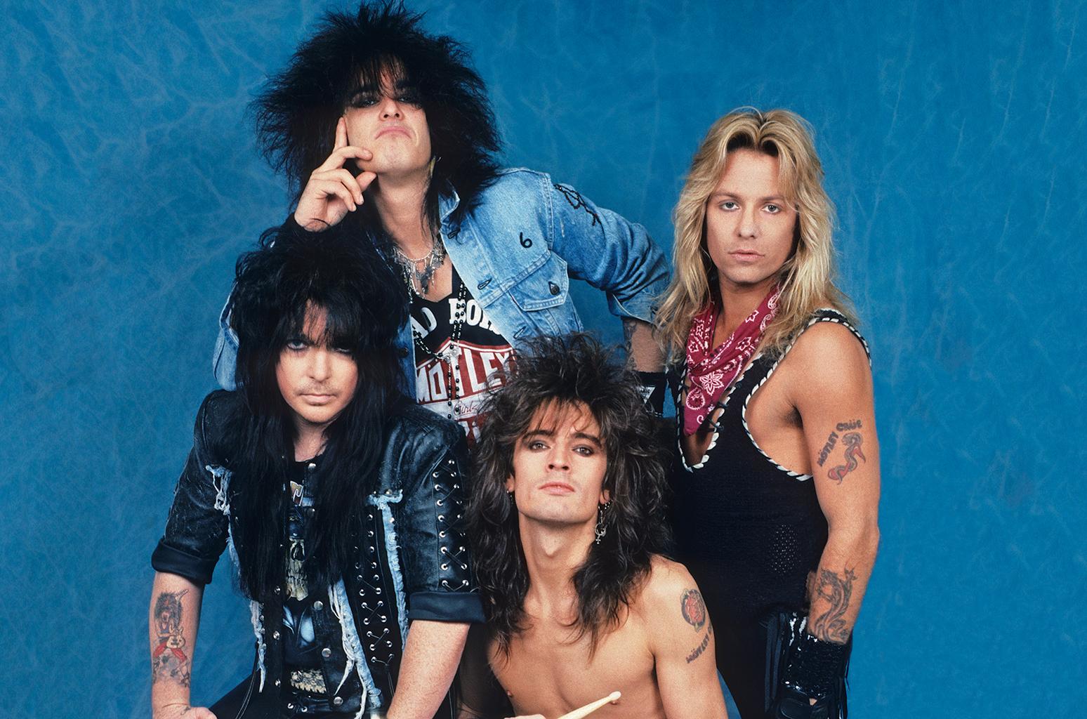 Mötley Crüe - IMDb