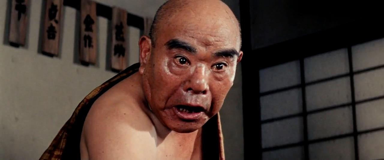 Kenjirô Ishiyama in Zatôichi rôyaburi (1967)