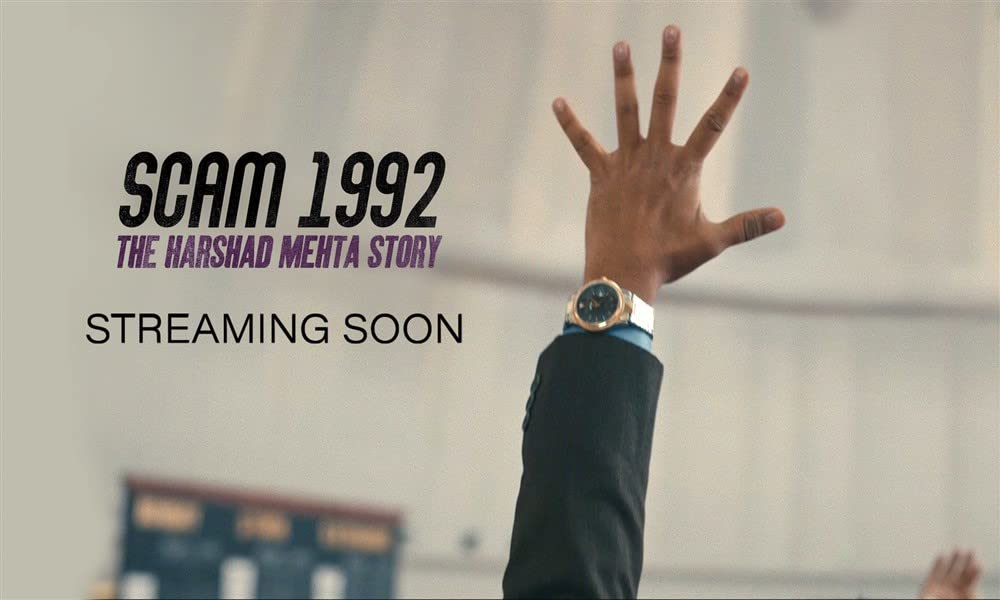 Scam 1992 Web Series Download