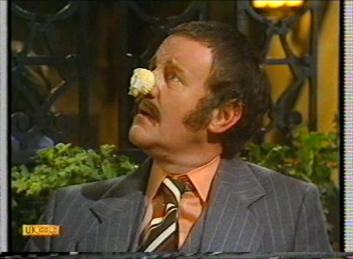 Richard Briers in The Other One (1977)