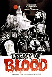 Legacy of Blood(1978) Poster - Movie Forum, Cast, Reviews