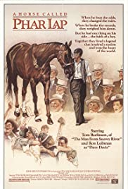 Phar Lap (1983) Poster - Movie Forum, Cast, Reviews