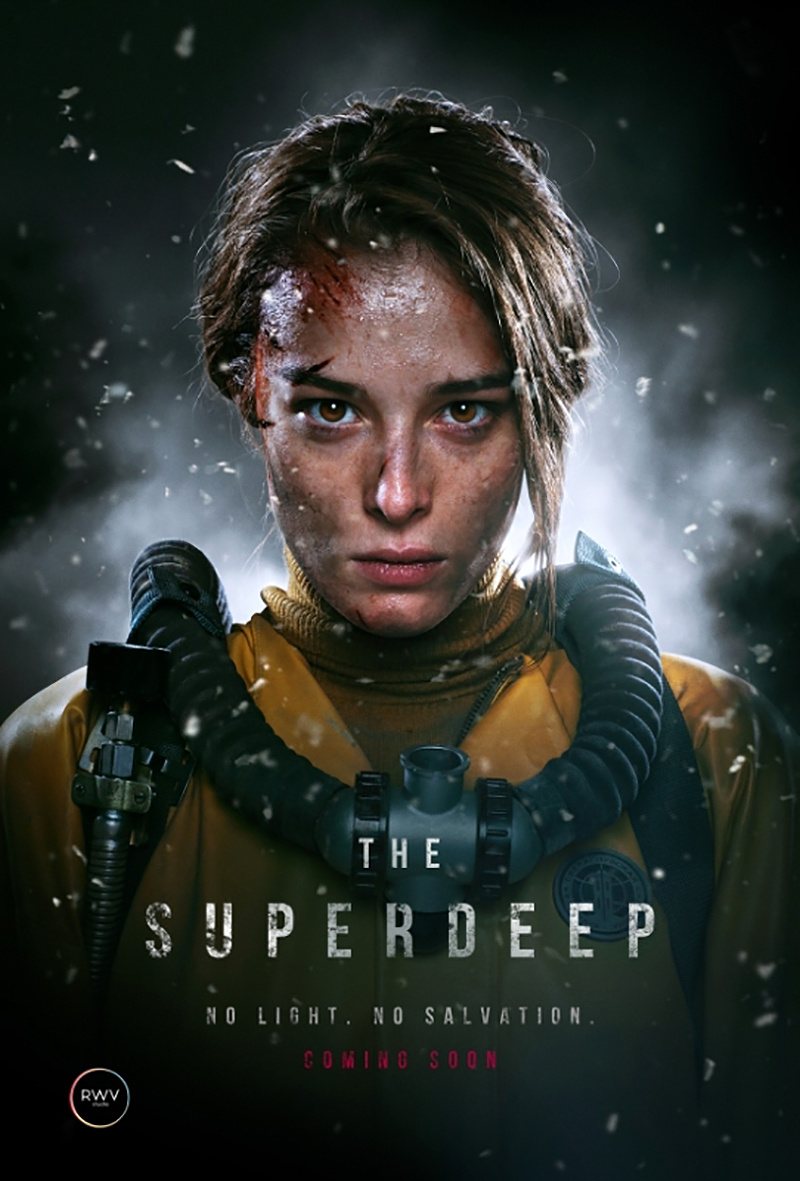 The Superdeep (2020) English Full Movie HDRip 400MB Download