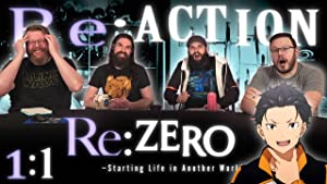 Where to stream Blind Wave: Re: Zero - Starting Life in Another World Reaction