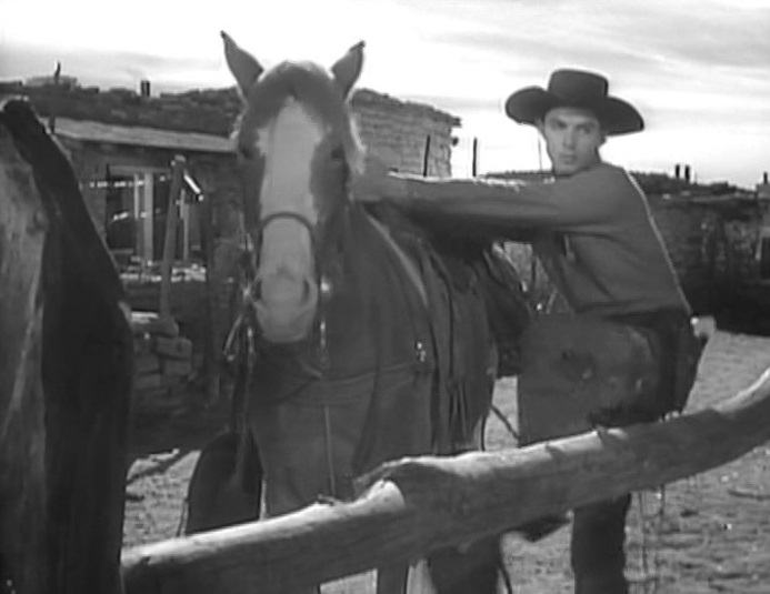 Jack Buetel in The Outlaw (1943)