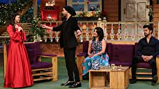 Team Behen Hogi Teri in Kapil's Show