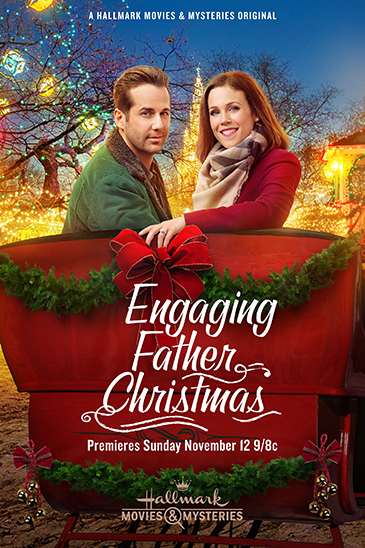 engaging father christmas tv movie 2017 imdb - Finding Christmas Hallmark