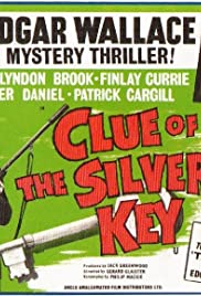 Clue of the Silver Key Poster