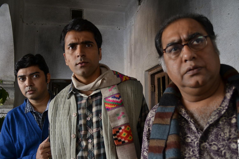 Jekhane Bhooter Bhoy