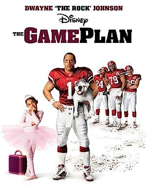مشاهدة فيلم The Game Plan 2007 مترجم أونلاين مترجم