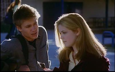 Chad Michael Murray and Shawna Waldron in Aftermath (2003)