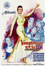 Vampiresas 1930 Poster - Movie Forum, Cast, Reviews