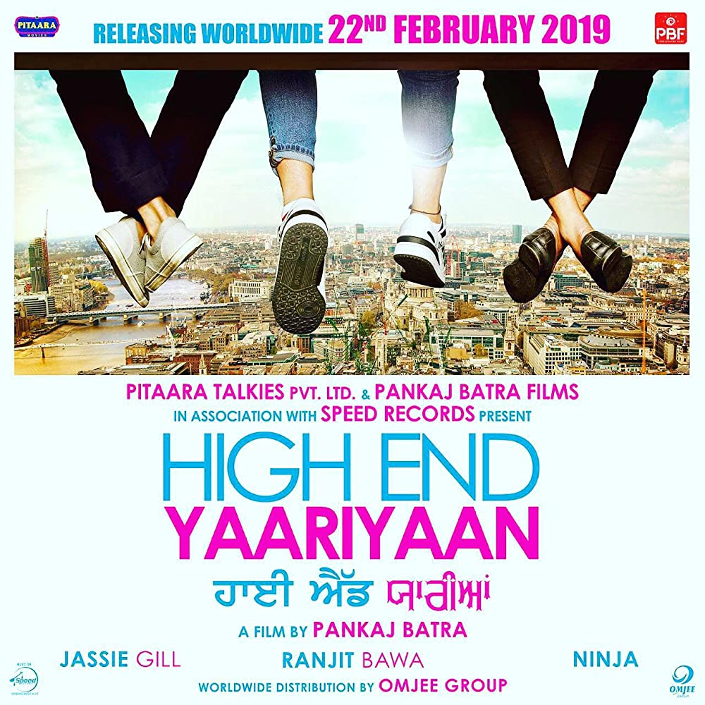 High End Yaariyan Punjabi Movie Watch Online & Download free