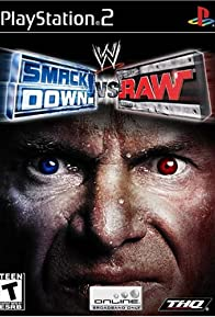 Primary photo for WWE SmackDown! vs. RAW