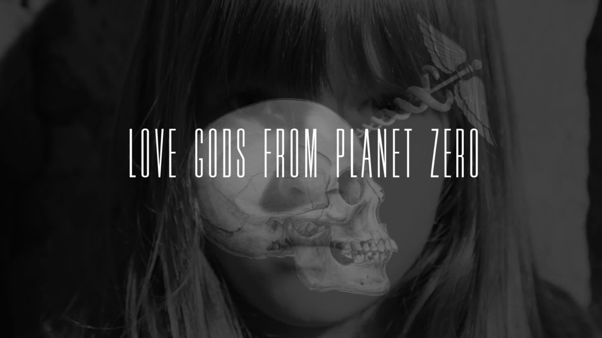 The Love Gods from Planet Zero