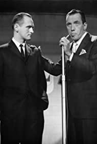 Bob Newhart and Ed Sullivan in Toast of the Town (1948)