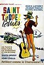 Saint-Tropez Blues (1961) Poster
