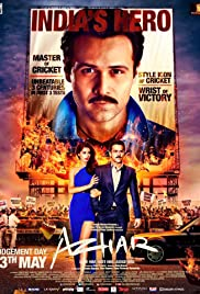 Azhar (2016) Full Movie Watch Online thumbnail