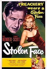 Stolen Face Poster