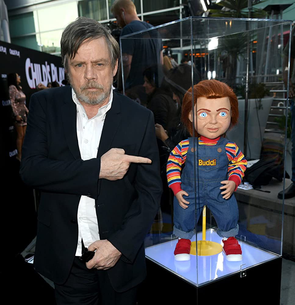 Mark Hamill at an event for Child's Play (2019)