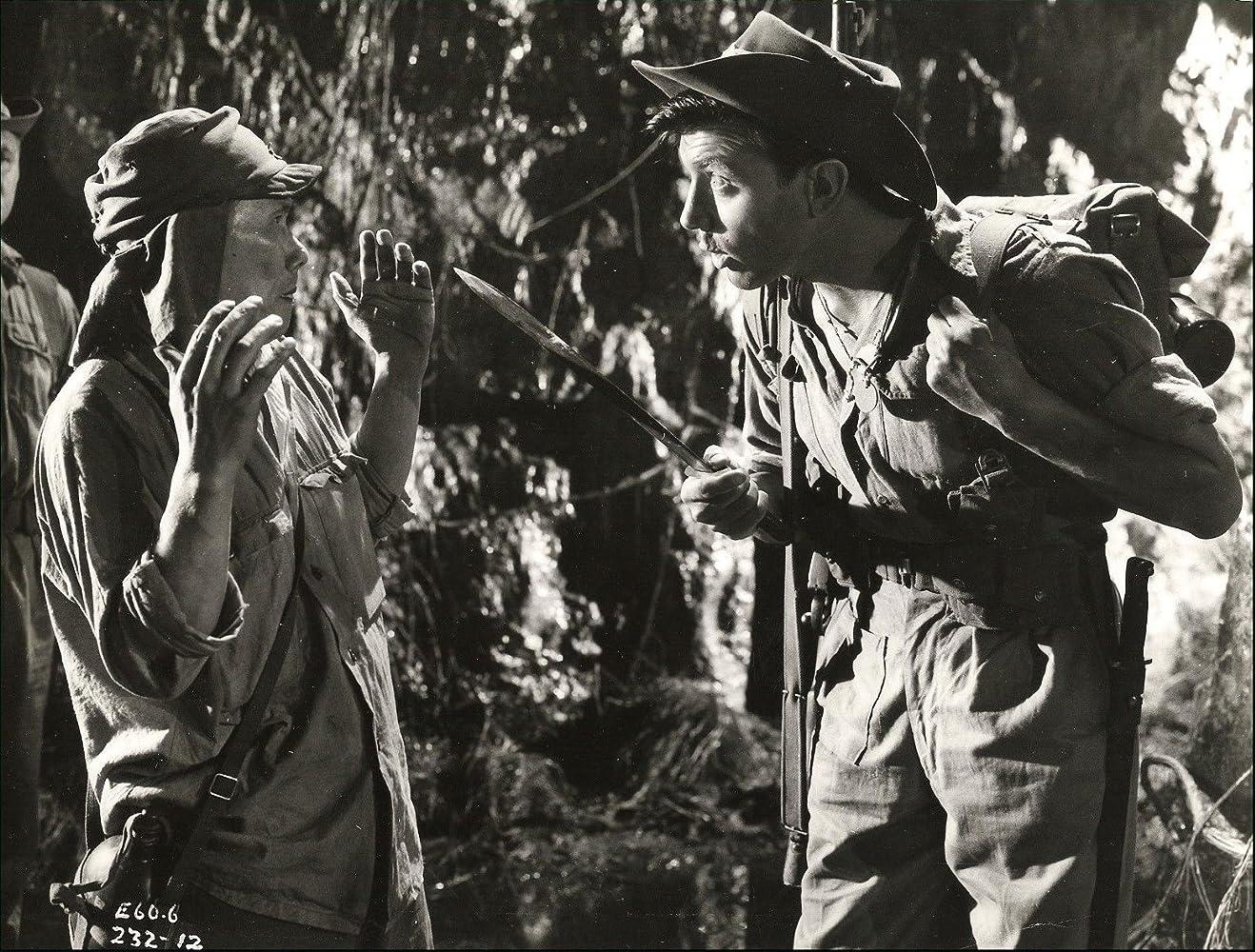 War Movie - Jungle Fighters (1961)