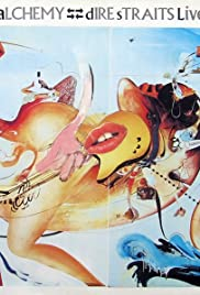 Dire Straits: Alchemy Live Poster
