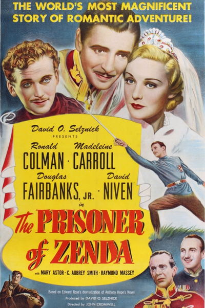 The prisoner of zenda video dailymotion.