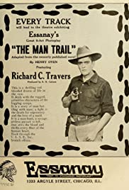The Man Trail Poster