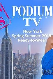 Podium TV Poster
