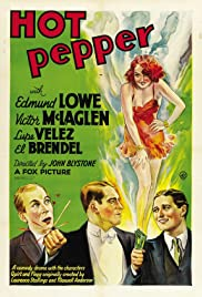 Hot Pepper Poster