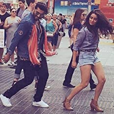 Arjun Kapoor and Shraddha Kapoor in Half Girlfriend (2017)