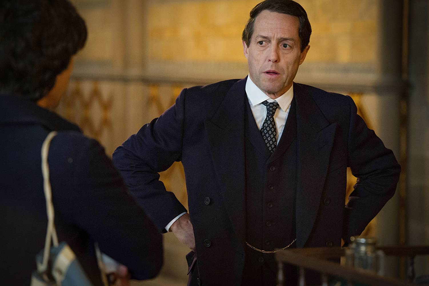 Hugh Grant in A Very English Scandal (2018)