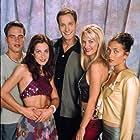 Lindsay Sloane, Irene Molloy, Al Santos, Bonnie Somerville, and Kohl Sudduth in Grosse Pointe (2000)