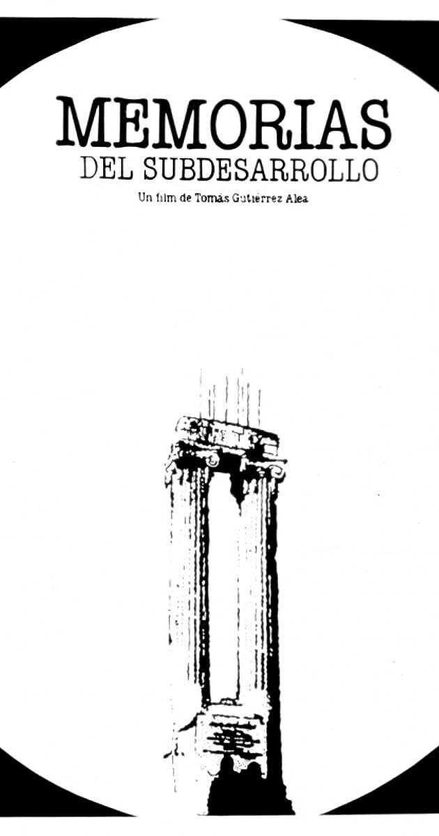 Memories of Underdevelopment (1968) - Memories of Underdevelopment ...
