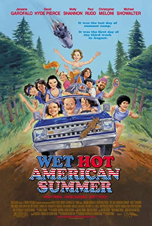 Wet Hot American Summer | awwrated | 你的 Netflix 避雷好幫手!