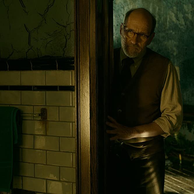 Richard Jenkins in The Shape of Water (2017)