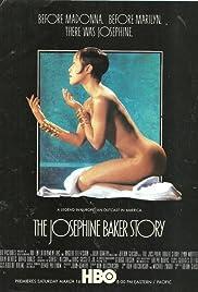 The Josephine Baker Story Poster