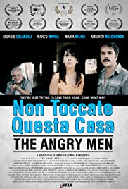 The Angry Men Poster