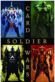 Card Soldier Wars Poster