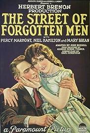 The Street of Forgotten Men Poster