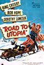 Bing Crosby, Bob Hope, and Dorothy Lamour in Road to Utopia (1945)