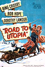 Road to Utopia(1945) Poster - Movie Forum, Cast, Reviews