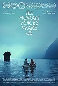 Lindsay Lohan, Jordan Weller, and Casie Chegwidden in Till Human Voices Wake Us (2015)
