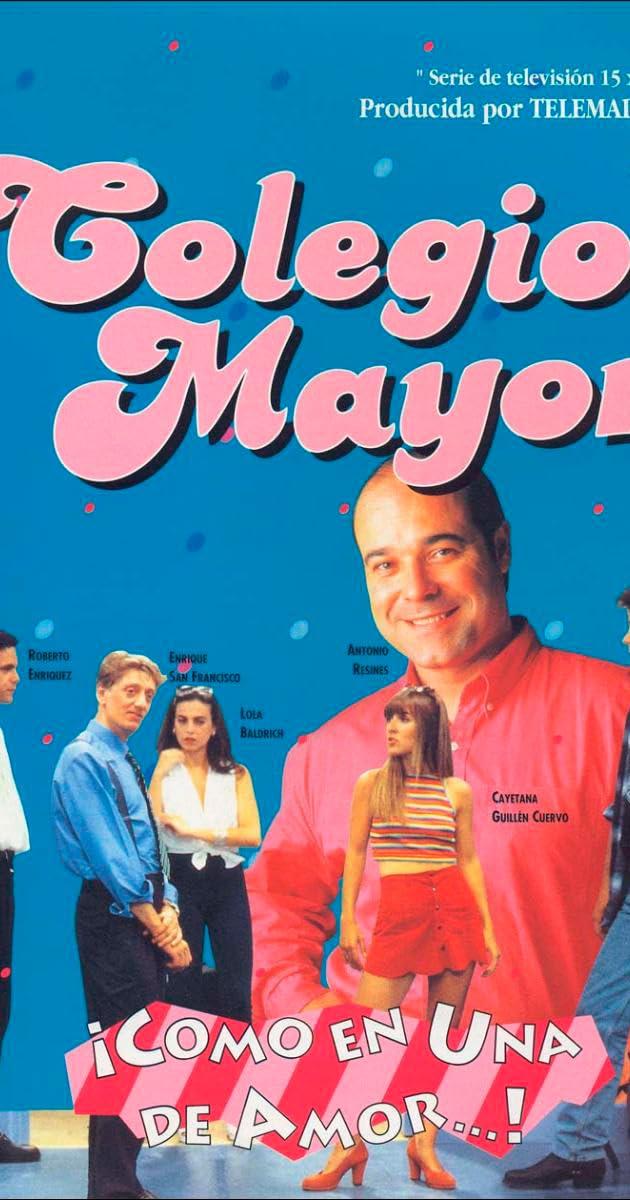 Colegio Mayor (Serie de TV)Latino [GoogleDrive] SilvestreHD