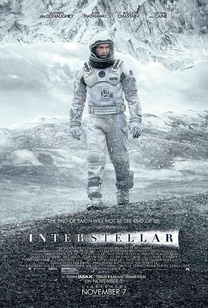 Download Interstellar (2014) Dual Audio {Hin-Eng} 480p [550MB] || 720p [1GB]